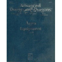 Arms and Equipment Guide (jdr AD&D 2ème édition VO) 001