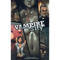 Vampire City - Le jeu de rôle (jdr Pulp Fever en VF) 001