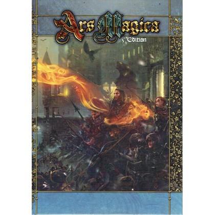 Ars Magica - Le jeu de rôle (jdr 5ème édition en VF) 001