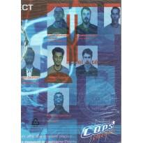 C.O.P.S. - Ecran & livret (jdr 2ème édition Oriflam en VF) 002