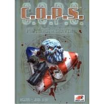 C.O.P.S. - Pilote - Juin 2030 (Livre de base jdr 2ème édition Oriflam en VF) 001