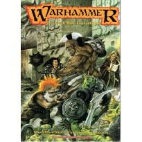Warhammer - Le Jeu de Rôle Fantastique (livre de base jdr 1ère édition en VF) 003