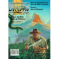 Dragon Radieux N° 21 (revue de jeux de rôle et de plateau) 005