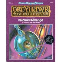 WGA1 Falcon's Revenge (AD&D 2ème édition - Greyhawk Adventures) 001