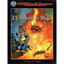 L'Université de Magie (jdr AD&D 2ème édition révisée en VF) 001