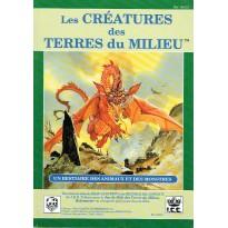 Les Créatures des Terres du Milieu (jeu de rôle JRTM en VF) 003