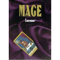 Mage L'Ascension - Livre de base (jdr 1ère édition en VF) 005