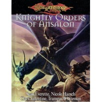 Dragonlance - Knightly Orders of Ansalon (jdr d20 System en VO) 001