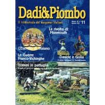 Dadi & Piombo N° 11 (Il trimestrale dei wargamer italiani) 001