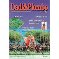 Dadi & Piombo N° 15 (Il trimestrale dei wargamer italiani) 001