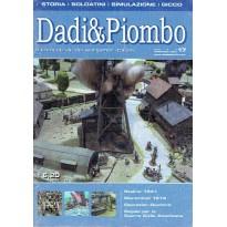 Dadi & Piombo N° 17 (Il trimestrale dei wargamer italiani) 001
