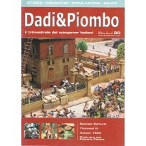 Dadi & Piombo N° 20 (Il trimestrale dei wargamer italiani) 001