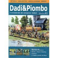 Dadi & Piombo N° 21 (Il trimestrale dei wargamer italiani) 001
