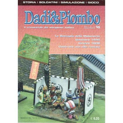 Dadi & Piombo N° 16 (Il trimestrale dei wargamer italiani) 001
