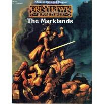 WGR4 The Marklands (AD&D 2ème édition - Greyhawk Adventures) 001