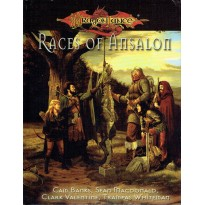 Dragonlance - Races of Ansalon (jdr d20 System en VO) 001