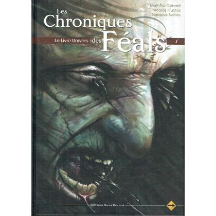Les Chroniques des Féals - Le livre Univers (jdr Sans-Détour en VF) 003