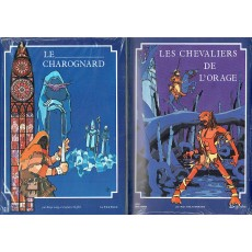 Lot Les Chevaliers de l'Orage & Le Charognard (jdr Premières Légendes de la Table Ronde)