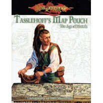 Tasslehoff's Map Pouch - The Age of Mortals (Dragonlance d20 System en VO)