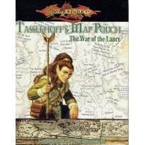 Tasslehoff's Map Pouch - The War of the Lance (Dragonlance d20 System en VO)