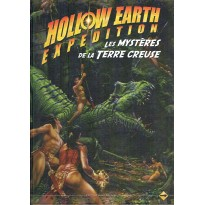 Les Mystères de la Terre Creuse (jdr Hollow Earth Expedition en VF)