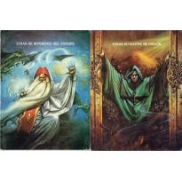 Ecran du Maître de Donjon & Ecran de référence des joueurs (jdr AD&D 1ère édition en VF)