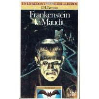402 - Frankenstein le Maudit (Un livre dont vous êtes le Héros) 001