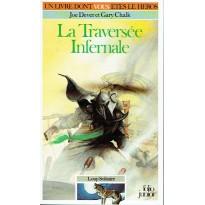 291 - La Traversée Infernale (Un livre dont vous êtes le Héros - Gallimard) 001
