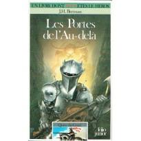 328 - Les Portes de l'Au-delà (Un livre dont vous êtes le Héros - Gallimard) 001