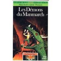 470 - Les Démon du Manmarch (Un livre dont vous êtes le Héros - Gallimard) 001