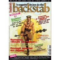 Backstab N° 1 (magazine de jeux de rôles) 002