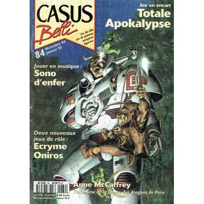 Casus Belli N° 84 (magazine de jeux de rôle) 005