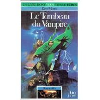 316 - Le Tombeau du Vampire (Un livre dont vous êtes le Héros - Gallimard) 001