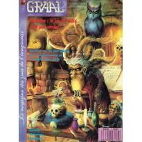 Graal N° 5 (Le magazine des jeux de l'imaginaire et de rôles) 002