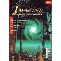 Imagine - Multimondes N° 1 (magazine de jeux de rôles) 005