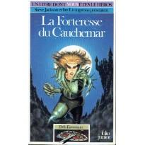 417 - La Forteresse du Cauchemar (Un livre dont vous êtes le Héros - Gallimard) 002