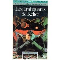332 - Les Trafiquants de Kelter (Un livre dont vous êtes le Héros - Gallimard) 001