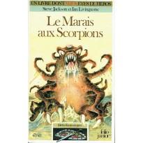 288 - Le Marais aux Scorpions (Un livre dont vous êtes le Héros - Gallimard) 001
