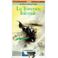 291 - La Traversée Infernale (Un livre dont vous êtes le Héros - Gallimard) 002