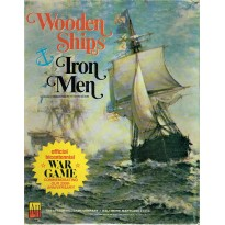 Wooden Ships & Iron Men (wargame Avalon Hill en VO) 001