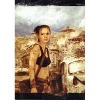Cendres - Ecran de Jeu & livret (jdr post-apocalyptique en VF) 001