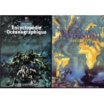 Polaris - Lot Encyclopédie Océanographique & Guide des Profondeurs (jdr en VF) L060
