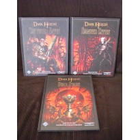 "Dark Heresy - Lot 3 volumes ""Haarlock's Legacy Trilogy"" (jdr en VO) L062"