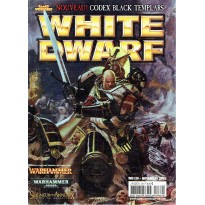 White Dwarf N° 139 (magazine de jeux de figurines Games Workshop en VF) 001