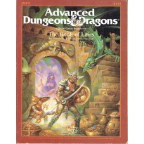REF3 - The Book of Lairs (jdr Advanced Dungeons & Dragons)