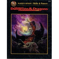 Skills & Powers (jdr Advanced Dungeons & Dragons 2ème édition révisée en VO)