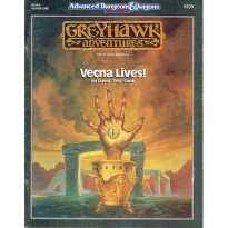 WGA4 Vecna lives! (AD&D 2ème édition - Greyhawk Adventures)