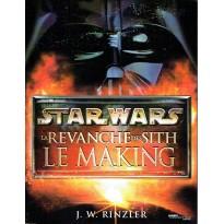 Star Wars - La revanche des Sith - Le Making (livre cinéma en VF) 001
