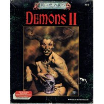 Demons II (boîte jdr Role Aids & AD&D en VO)