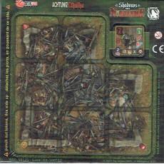 Shadows over Normandie - Ruine & zombie (jeu de stratégie & wargame de Devil Pig Games)